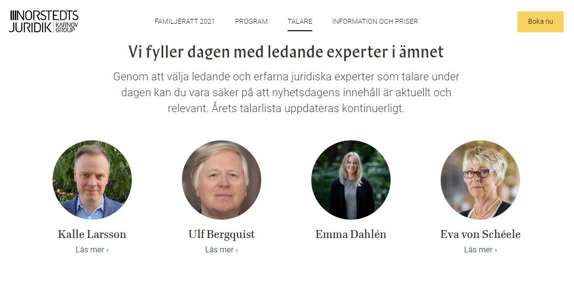 Familjerätt 2021 - Emma Dahlén talar - Dahlén Juristbyrå