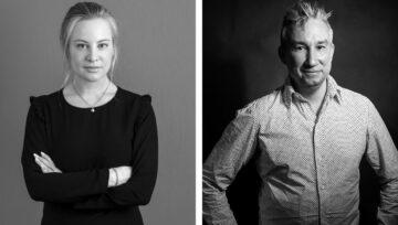 Eduardo på Nordic Surrogacy och Emma på Dahlén Juristbyrå - Surrogatmödraskap